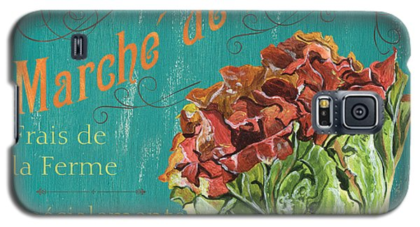 French Market Sign 3 Galaxy S5 Case