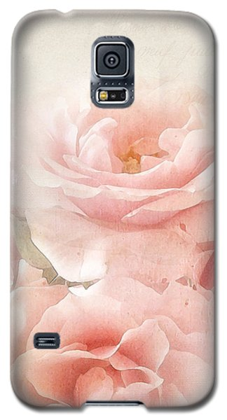French Papers L Galaxy S5 Case