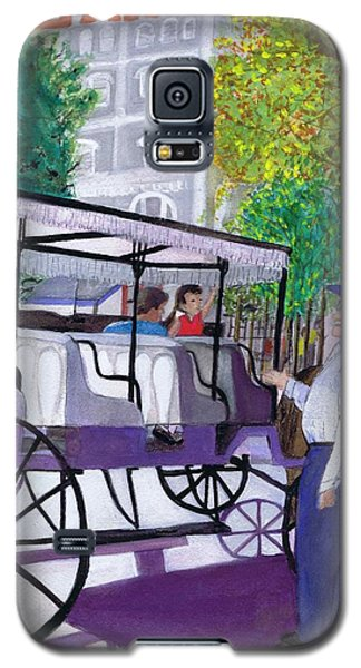 French Quarter Buggy Tour Galaxy S5 Case