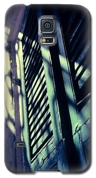 French Quarter Doors Galaxy S5 Case