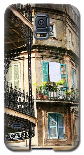 French Quarter Morning Galaxy S5 Case
