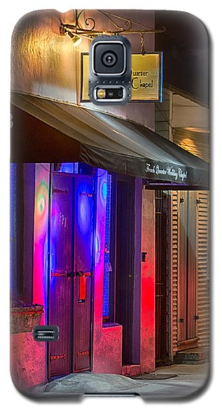 French Quarter Wedding Chapel Galaxy S5 Case by Jerry Fornarotto