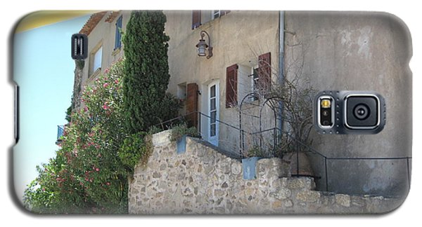 Galaxy S5 Case featuring the photograph French Riviera - Ramatuelle by HEVi FineArt