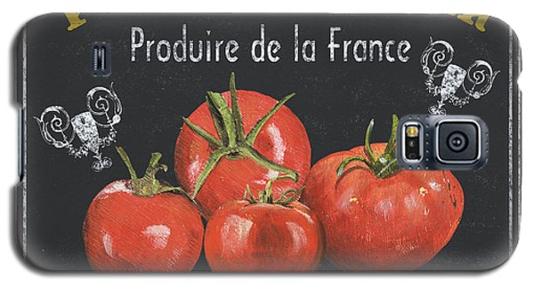 French Vegetables 1 Galaxy S5 Case by Debbie DeWitt