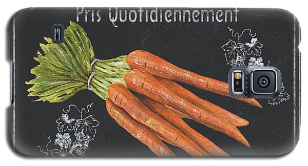 French Vegetables 4 Galaxy S5 Case by Debbie DeWitt
