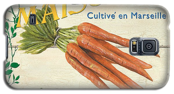 French Veggie Sign 2 Galaxy S5 Case by Debbie DeWitt