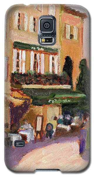 French Village Galaxy S5 Case