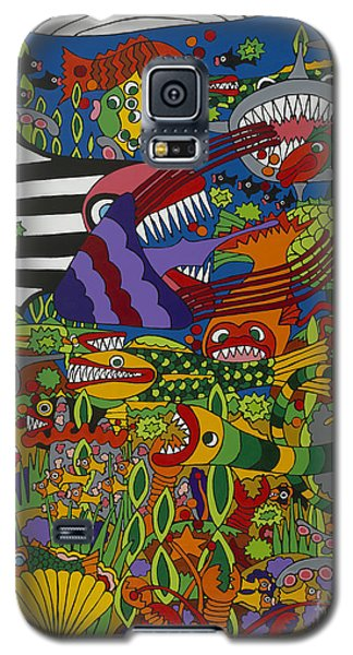 Frenzy Galaxy S5 Case