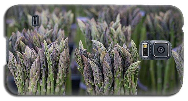Fresh Asparagus Galaxy S5 Case by Mike  Dawson