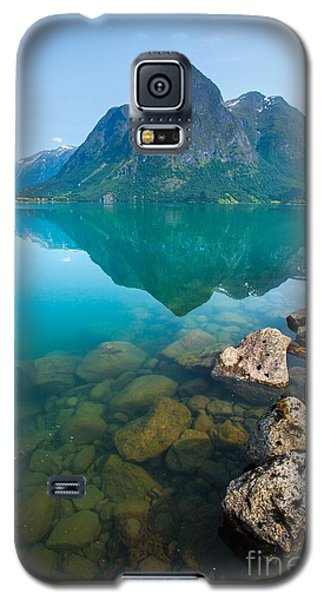 Galaxy S5 Case featuring the photograph Fresh Breath by Rose-Maries Pictures