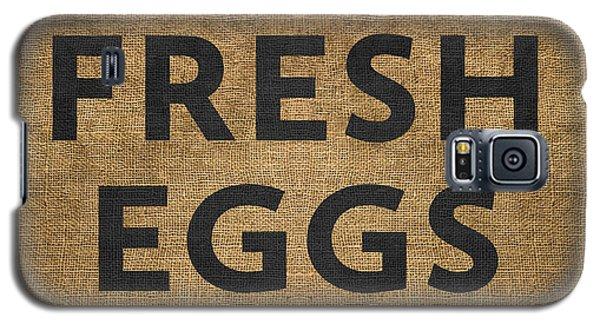 Fresh Eggs Galaxy S5 Case