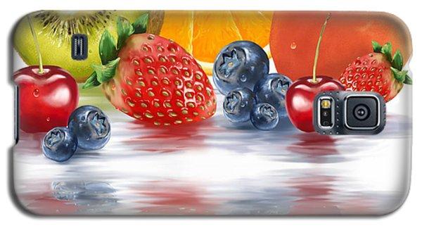 Fresh Fruits Galaxy S5 Case