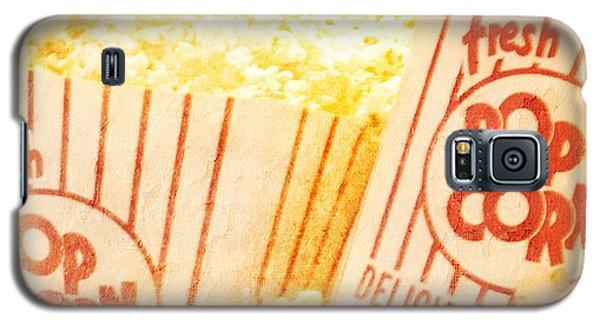 Fresh Hot Buttered Popcorn Galaxy S5 Case