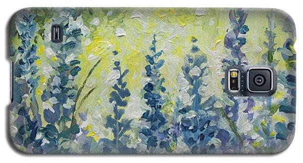 Fresh Lavender Galaxy S5 Case by Elizabeth Robinette Tyndall