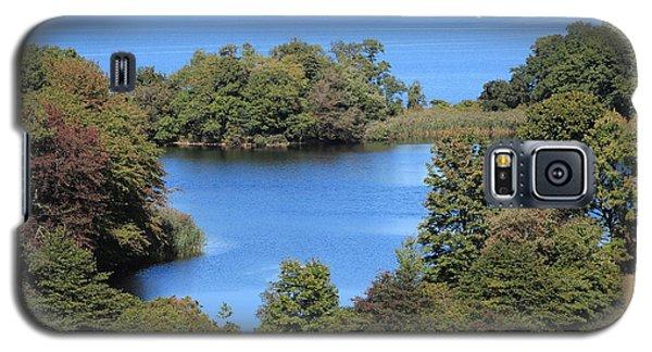 Fresh Pond At Caumsett Galaxy S5 Case
