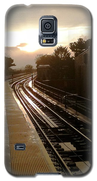 Fresh Pond Rd Station Galaxy S5 Case