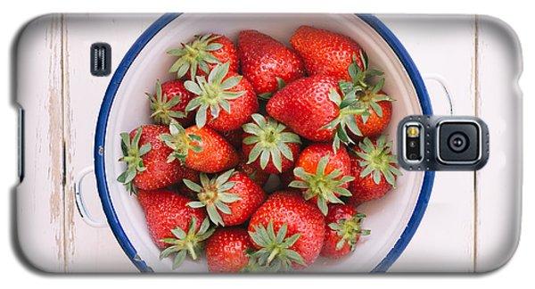Fresh Strawberries  Galaxy S5 Case by Viktor Pravdica