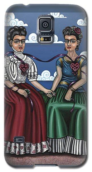 Frida Beside Myself Galaxy S5 Case