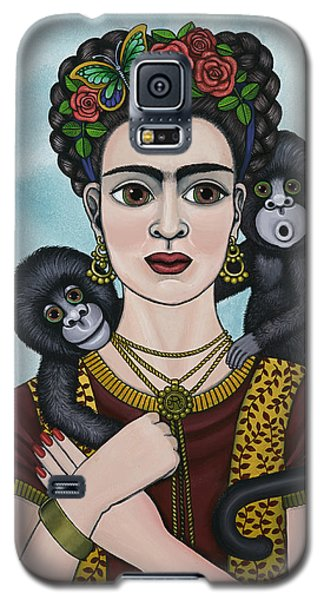 Frida In The Sky Galaxy S5 Case
