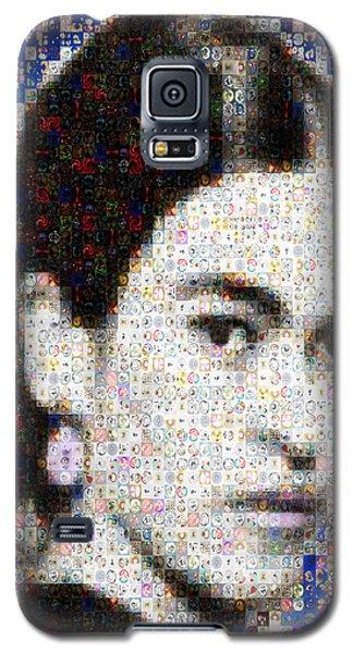 Frida Kahlo Mosaic Galaxy S5 Case