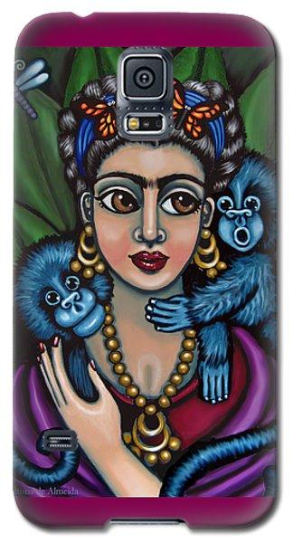 Frida's Monkeys Galaxy S5 Case