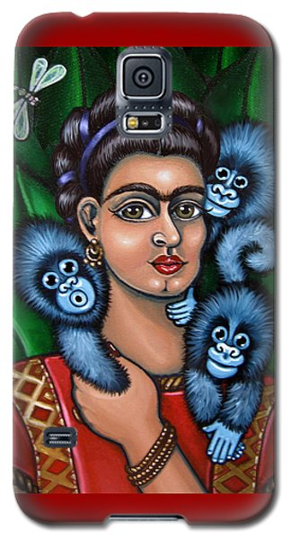 Fridas Triplets Galaxy S5 Case