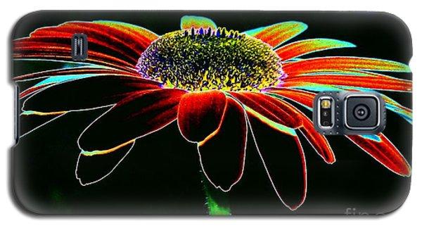 Friday Night Daisy Galaxy S5 Case by Jacqueline McReynolds