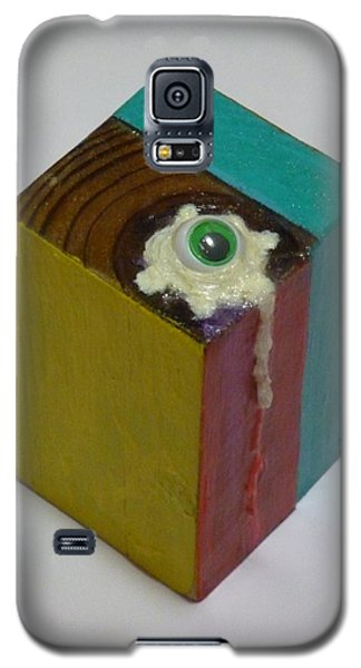 Fried Eye Ball Galaxy S5 Case by Douglas Fromm