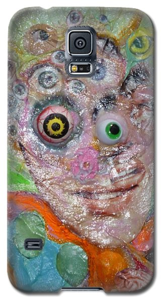 Fried Face Galaxy S5 Case by Douglas Fromm