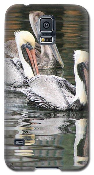 Friendly Stroll Galaxy S5 Case by Mariarosa Rockefeller