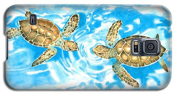 Friends Baby Sea Turtles Galaxy S5 Case