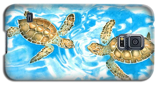 Friends Baby Sea Turtles Galaxy S5 Case