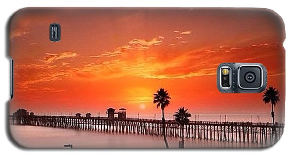 Galaxy S5 Case - Friends, One Of My Photos In The by Larry Marshall