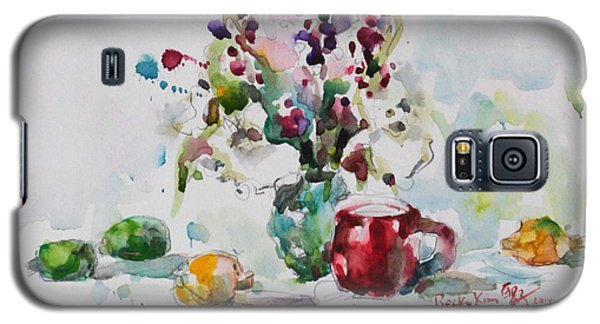 Friendship Galaxy S5 Case by Becky Kim