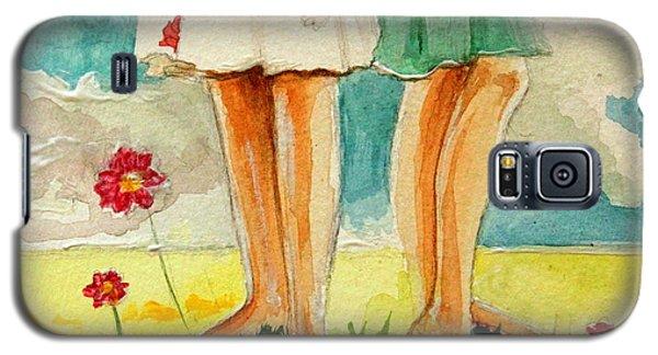 Friendship Galaxy S5 Case by Elizabeth Robinette Tyndall