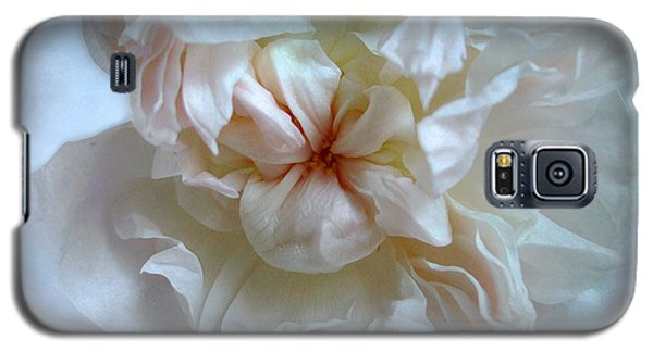 Friendship Is The Breathing Rose Galaxy S5 Case by Louise Kumpf
