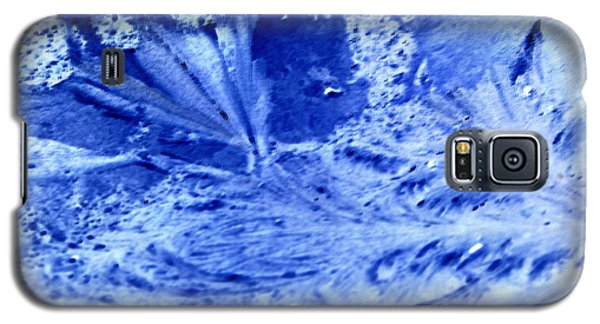 Galaxy S5 Case featuring the digital art Frocean by Richard Thomas