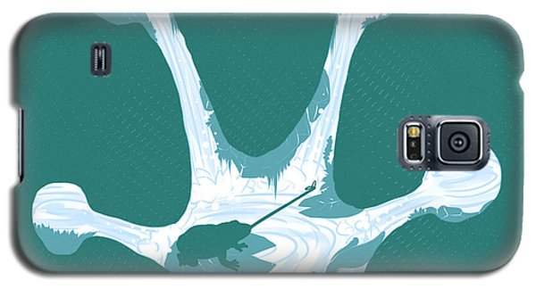 Frog Foot Galaxy S5 Case