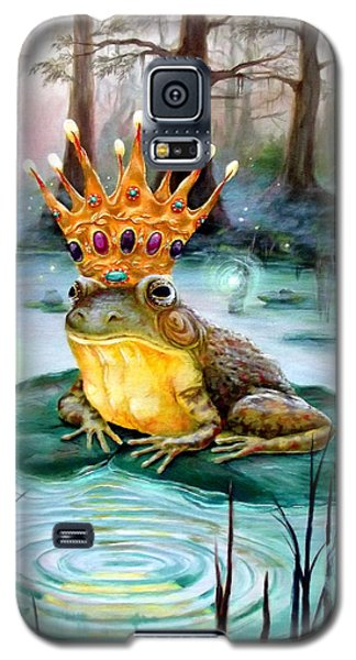 Frog Prince Galaxy S5 Case