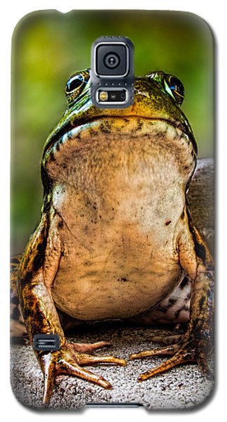 Frog Prince Or So He Thinks Galaxy S5 Case