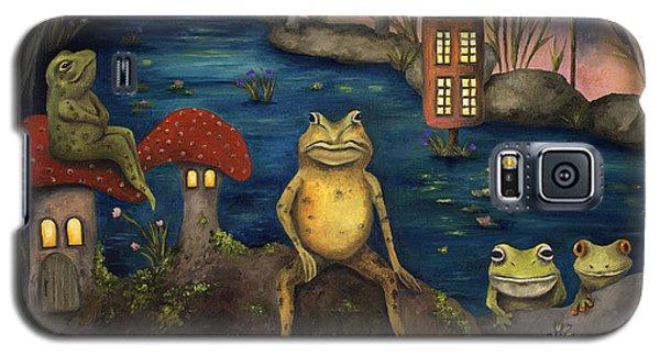 Frogland Galaxy S5 Case