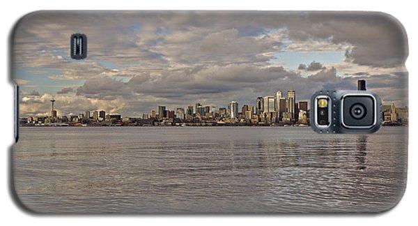 from Alki Beach Seattle skyline Galaxy S5 Case