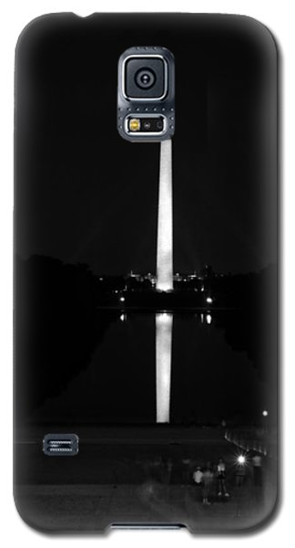 From Lincoln To Washington In Black And White Galaxy S5 Case