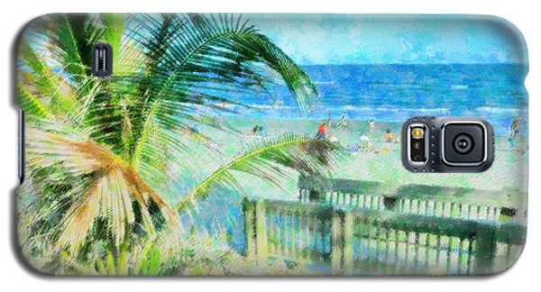 From The Boardwalk Galaxy S5 Case