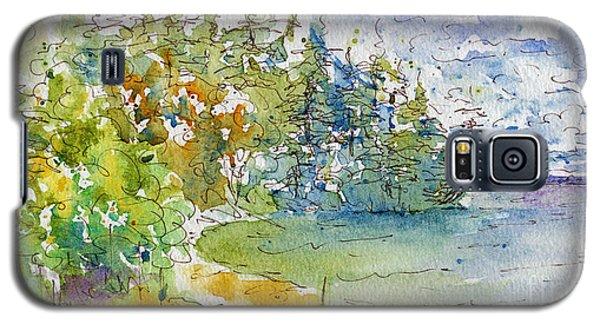 From The Breakwater Galaxy S5 Case by Pat Katz