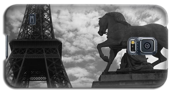 Galaxy S5 Case featuring the photograph From The Bridge by Lisa Parrish