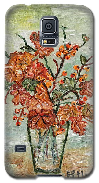 From The Garden Galaxy S5 Case by Loredana Messina