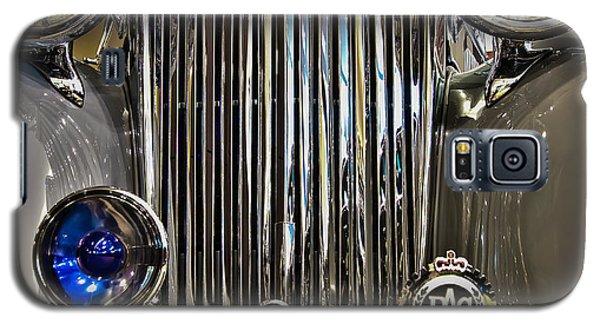 Front Detail 1947 Jaguar Galaxy S5 Case
