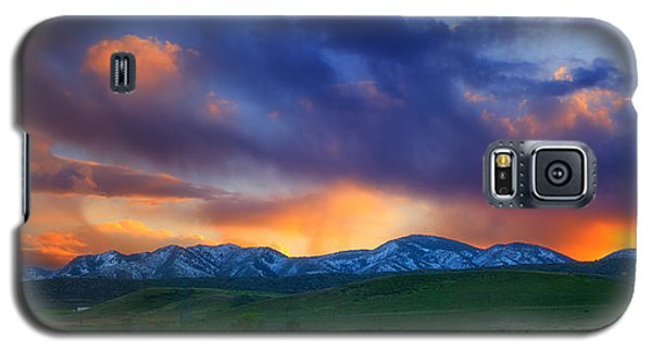 Front Range Light Show Galaxy S5 Case