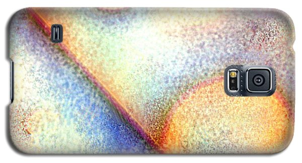 Frosted Glass Abstract Galaxy S5 Case by Jessica Wright